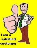 Happy customer through keyholding service